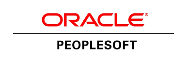 peoplesoft and oracle logo