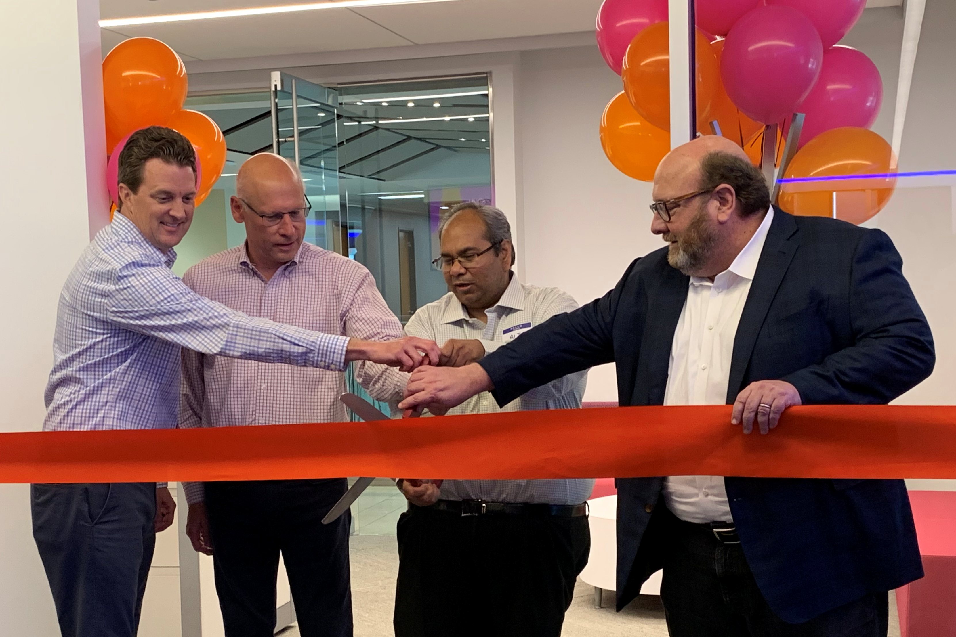 Glennis Opens the Doors to its New Office